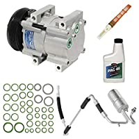 Universal Air Conditioner KT 4684 A/C Compressor and Component Kit [並行輸入品]