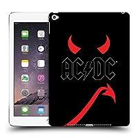 オフィシャル AC/DC ACDC ホーン&テイル アイコニック iPad Air 2 (2014) 専用ハードバックケース
