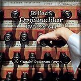 J.S.バッハ : オルゲルビュッヒライン / 塚谷水無子 (J.S.Bach: Orgelbuchlein BWV599-644 / Minako Tsukatani ) [CD] [国内プレス] [日本語帯・解説付]
