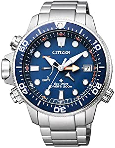 [シチズン]CITIZEN 腕時計 PROMASTER プロマスター チーム クロシオコラボレーションモデル エコ・ドライブ マリンシリーズ アクアランド200m ダイバー BN2030-88L メンズ