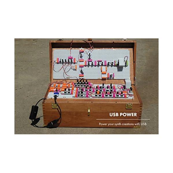 littleBits 電子工作 モジュール B...の紹介画像4