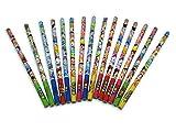 (ディズニー)Disney ディズニー 3本 入り 鉛筆 5柄 セット ツムツム TSUM TSUM