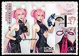 コスプレ衣装★Fate/Grand Order 玉藻の前 コヤンスカヤ 秘書 +手袋+耳+尻尾+扇子