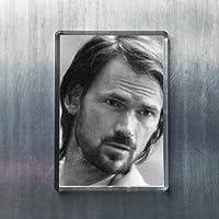 JEREMY DAVIES - オリジナルアート冷蔵庫マグネット #js002