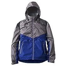 リプナー(LIPNER) リフレクターウインドジャケット チャック ブルー L 30782152 ブルー L