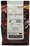 カレボー 3815 クーベルチュールチョコ・ダークカレット 1.5kg