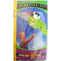 Spectra Starピーナッツスヌーピージョー?クールウッドストック52â € Delta Kite Ready to Fly