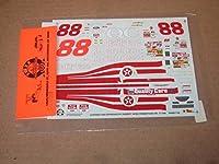 ナスカー 1/241/25 用デカール 88 Quality Care T-BIRD 95/96年 フォード サンダーバード用 SLIXX DECALS スリックス