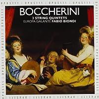 Boccherini;3 String Quintet