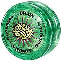 Yomega Brain Green Clear Yo Yo [並行輸入品]