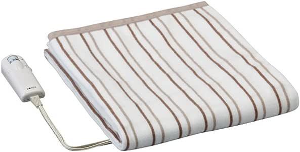 広電(KODEN) 電気毛布(掛・敷毛布) 抗菌防臭加工 2時間OFFタイマー付 Mサイズ(188×130cm) CWS-T803B