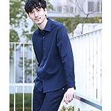 (タケオキクチ) TAKEO KIKUCHI シアサッカーシャツ[ メンズ シャツ ストレッチ ストライプ ] 07086067