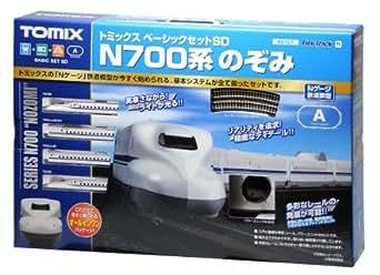 TOMIX Nゲージ 90157 ベーシックセットSD N700系のぞみ