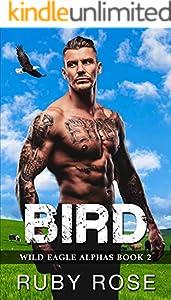 Bird: An Ex-Convict and Curvy Woman Romance (Wild Eagle Alphas Book 2) (English Edition)