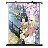Fate kaleid liner PRISMA ILLYA Anime Fabric Wall Scroll Poster (32 x 33) Inches.[WP]-Fate-7 (L) by WallScrollPosters [並行輸入..