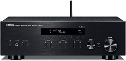 ヤマハ ネットワークオーディオレシーバー ワイドFM・AMチューナー Wi-Fi/Bluetooth/ハイレゾ音源対応 ブラック R-N303(B)