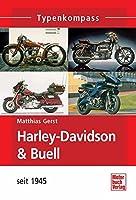 Typenkompass Harley-Davidson / Buell-Motorraeder mit V2-Motoren: Motorraeder seit 1945