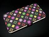 iPhone7 カード入れ 手帳型レザーケース ももいろクローバーZ ギャラパー