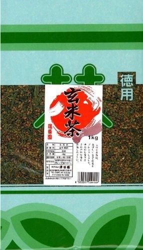 瑞草園 玄米茶 1000g