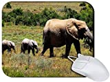 Amazon.co.jpSnoogg Elephant Walking In Water Non Slip Rubber Mouse Pad