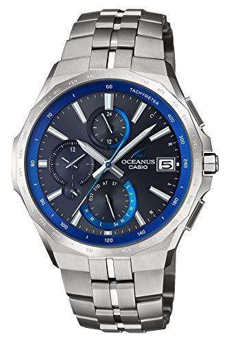 [カシオ]CASIO 腕時計 オシアナス Manta Bluetooth 搭載 電波ソーラー OCW-S5000-1AJF メンズ