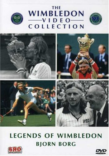 Legends of Wimbledon: Bjorn Borg [DVD] [Import]