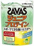 ザバス ジュニアプロテイン マスカット風味【12食分】 168g