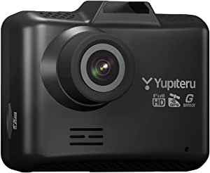 ユピテル 事故時非常用電源搭載ドライブレコーダー WD300 200万画素 GPS機能 1年保証 常時録画 衝撃録画 ロードサービス無料(約3000円相当)