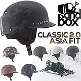 ヘルメット CLASSIC 2.0 ASIA FIT スノーボード
