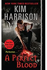 A Perfect Blood with Bonus Material (The Hollows Book 10) Kindle Edition