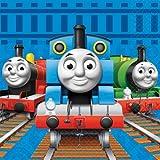Best きかんしゃトーマスコスチューム - Thomas the Tank Lunch Napkins きかんしゃトーマスランチナプキン♪ハロウィン♪クリスマス♪ Review