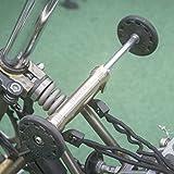 BROMPTON折りたたみ自転車用イージーホイールエクステンダーROSE GOLDイージーホイールエクステンション Easy Wheels Extender For Bro..