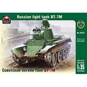 アークモデル 1/35 BT-7M ロシア軽戦車 AK35027