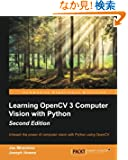 Learning Opencv 3 Computer Vision With Python