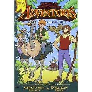 Festival of Family Classics: Adventures 3 [DVD] [Import]