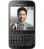 (SIMフリー) Blackberry ブラックベリー Classic Q20 (ブラック) SQC100-4 日本用プラグ付き [並行輸入品]