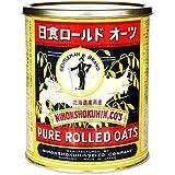 日本食品製造 日食 ロールドオーツ 350g×4個 4個