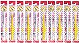 360度歯ブラシ STB-360do ベビー 10本セット(カラーはおまかせ)