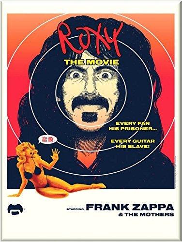 Frank Zappa: Roxy - The Movie [DVD + CD set] [NTSC] by Frank Zappa