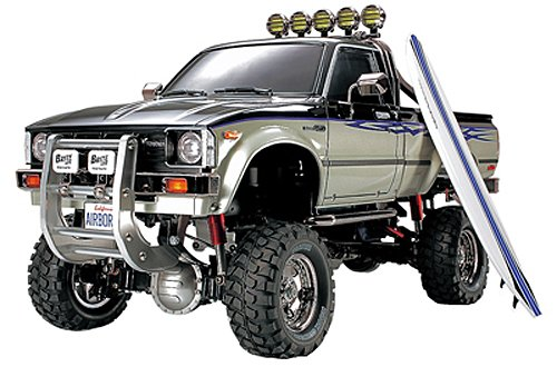 1/10電動RCカーシリーズ No.397 トヨタ ハイラックス ハイリフト