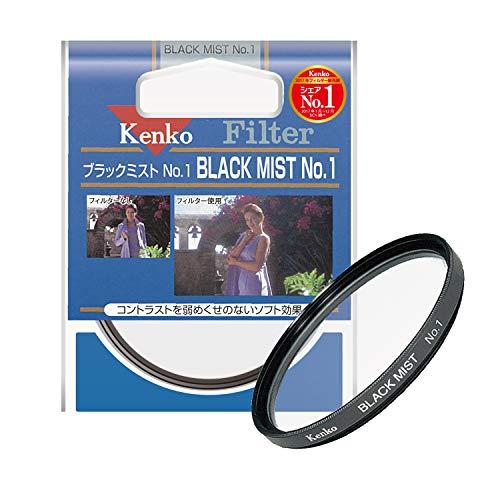 Kenko レンズフィルター ブラックミスト No.1 82mm ソフト描写用 718285