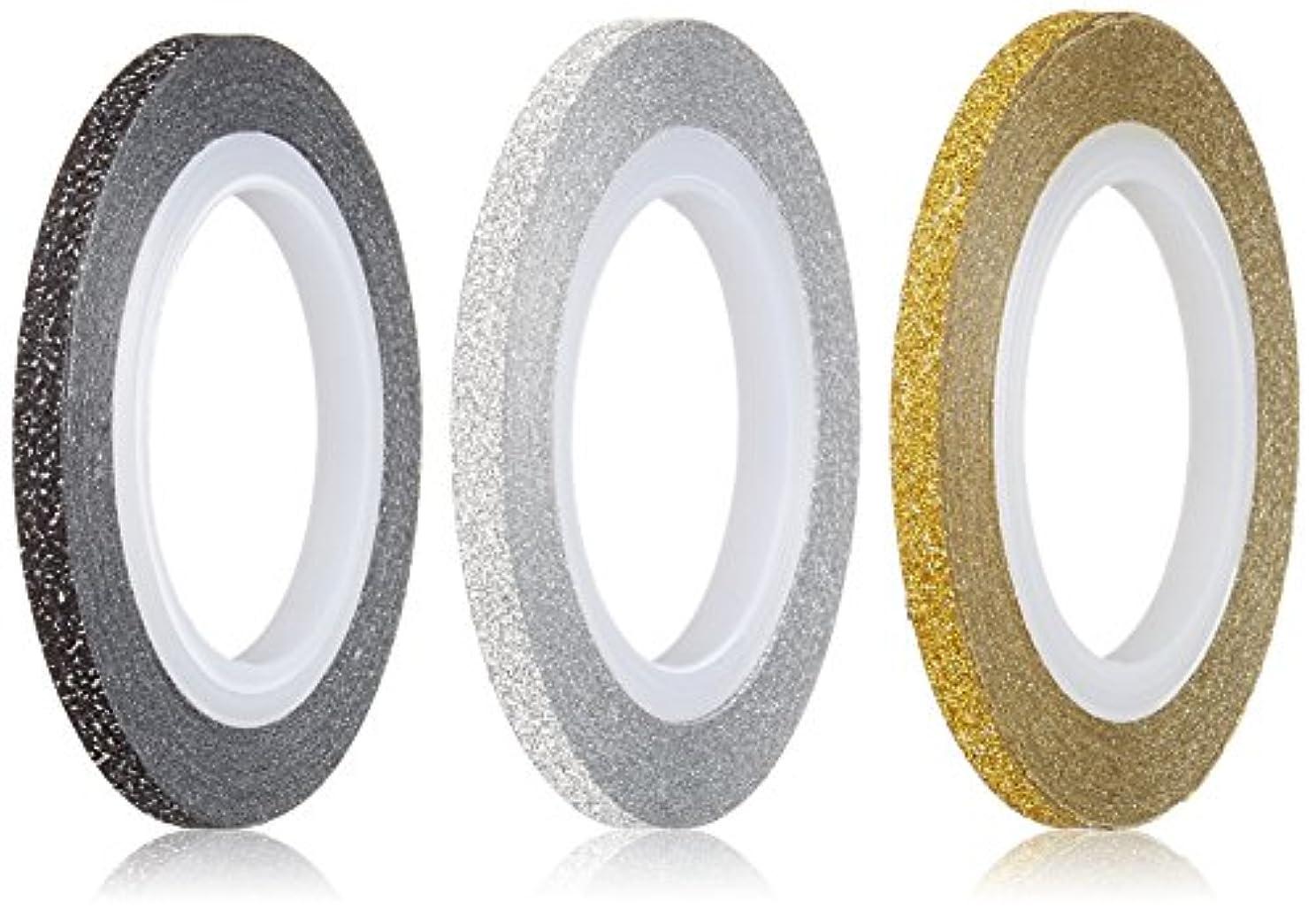 グリッターテープ3色セット GT-3