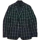 (ポロ ラルフローレン) テーラードジャケット コットン ネイビー Polo Ralph Lauren 094[並行輸入品] 42L