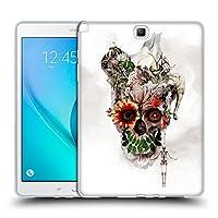 オフィシャルRiza Peker ブロークン・ホーン スカル5 Samsung Galaxy Tab A 9.7 専用ソフトジェルケース