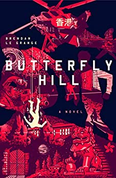 Butterfly Hill (A Matthys Rossouw Pursuit Book 2) by [Le Grange, Brendan]