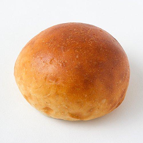 【糖質制限なら大豆使用で「糖質ゼロ」の丸パン】大豆全粒粉パン ピュアゼロ [焼成冷凍](12個)