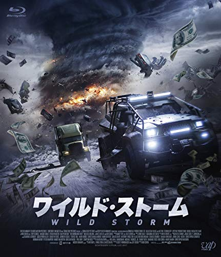 ワイルド・ストーム [Blu-ray]