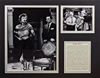 "I Love Lucy – イタリア映画11 "" x 14 "" Unframed Matted写真コラージュby Legends Never Die , Inc。"