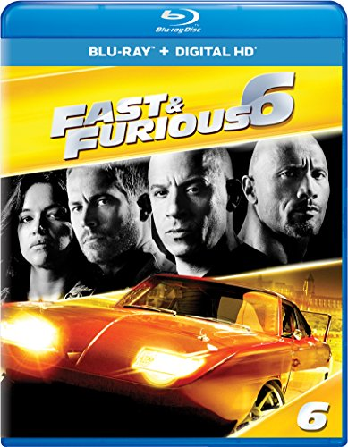 Fast & Furious 6 - Extended Edition (Blu-ray + Digital HD)