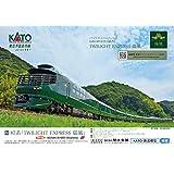 KATO Nゲージ 87系「TWILIGHT EXPRESS 瑞風」10両セット 特別企画品 10-1570 鉄道模型 ディーゼルカー